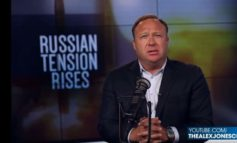 Alex Jones admits he doesn't read any books!