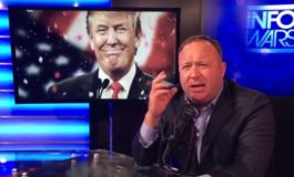 #trumpbetrayal - Alex Jones should retire