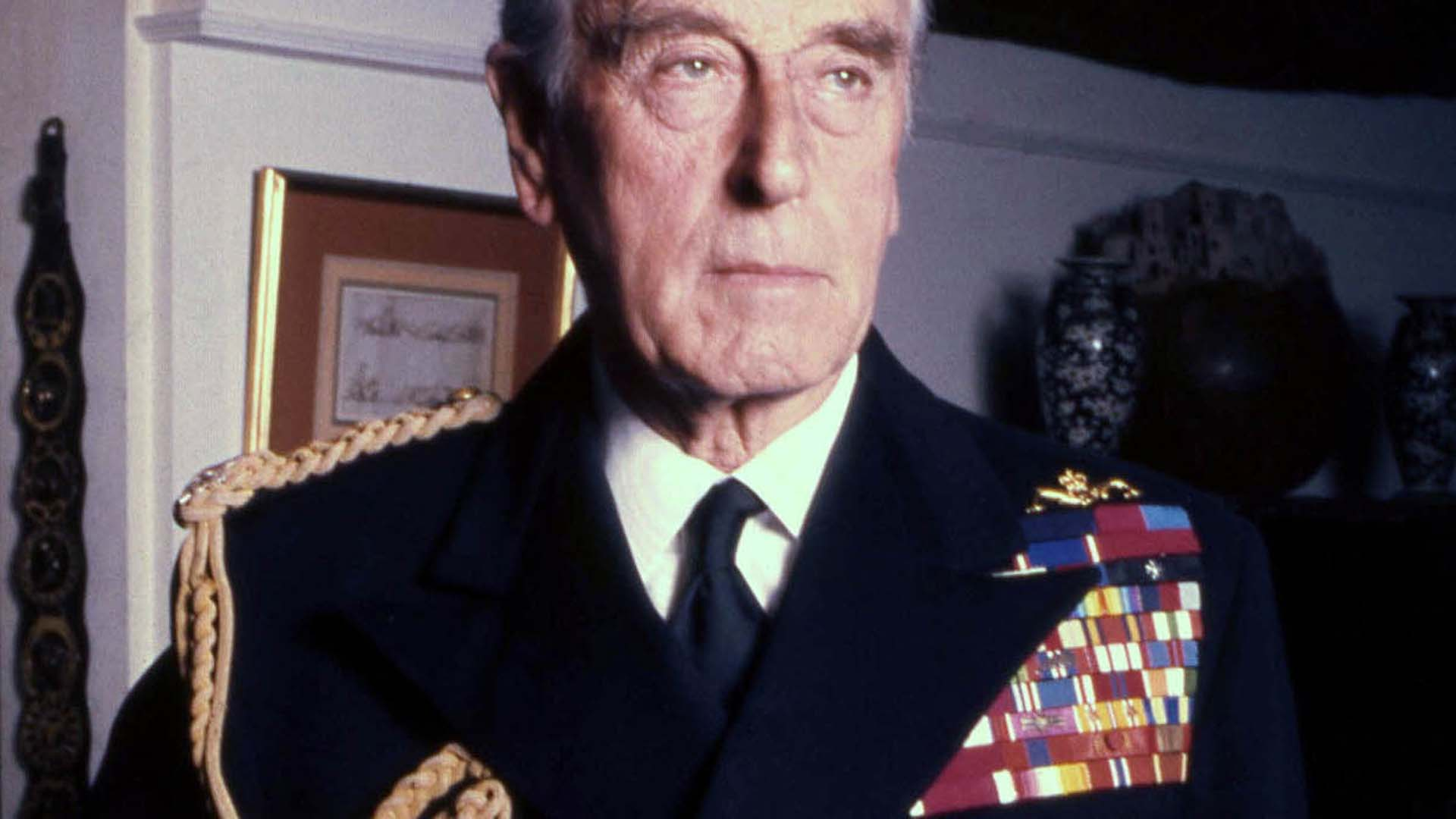 Marxist Mountbatten and the Russians