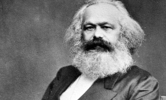 Karl Marx was a spy - and even a danger to the left